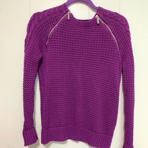 MICHAEL Michael Kors cable knit sweater